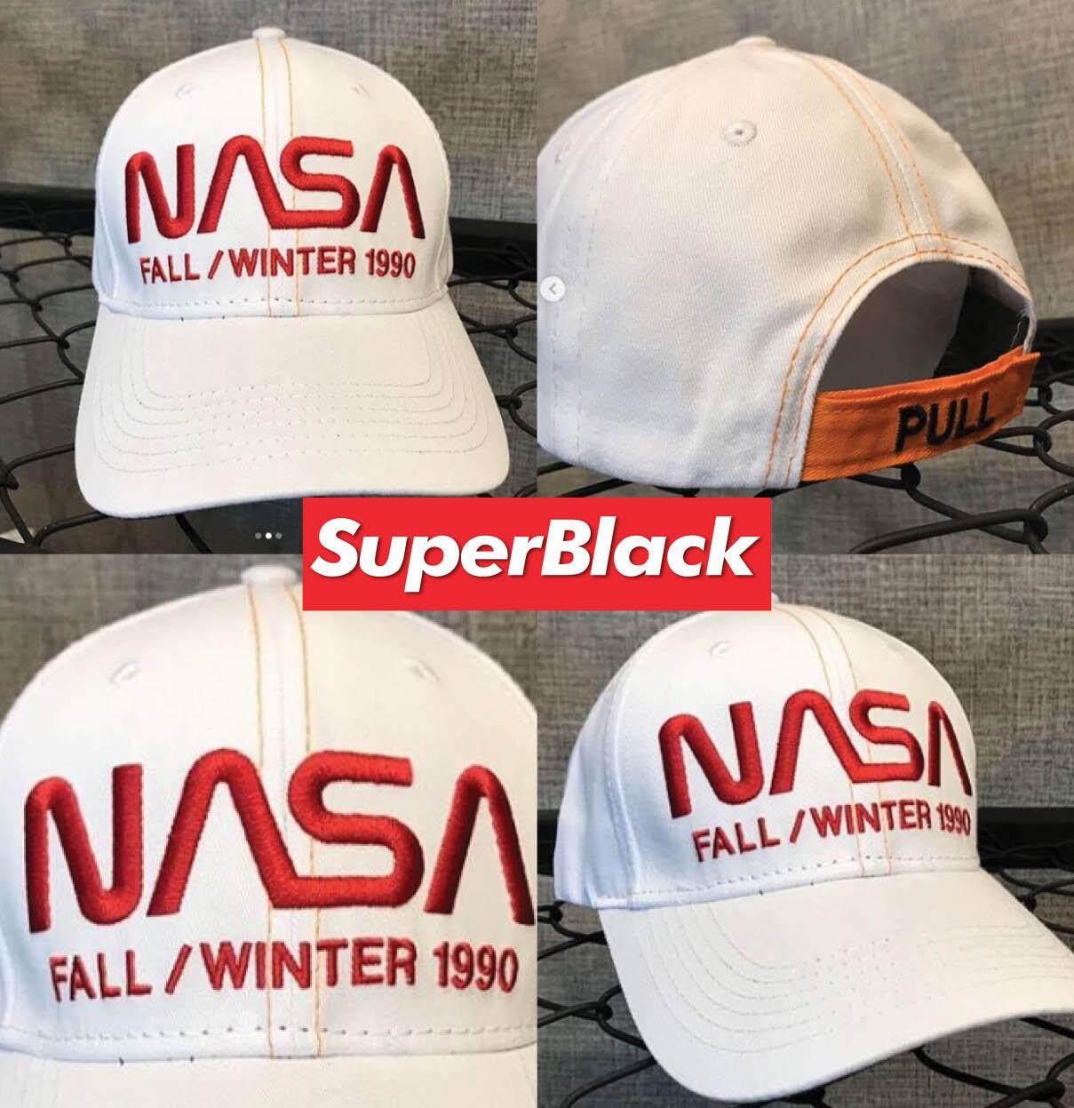 สุดยอดสินค้า!! หมวกNASA GAP ®️ (สีขาว) *จัดส่งจากก.ท.ม ส่งฟรีKerryเก็บเงินปลายได้*