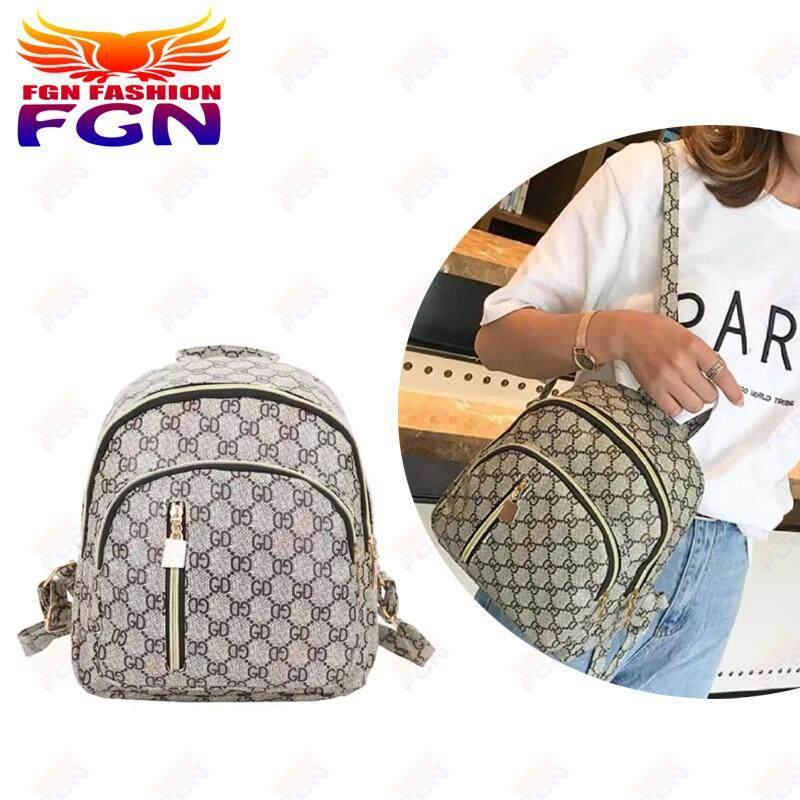 กระเป๋าเป้ นักเรียน ผู้หญิง วัยรุ่น แม่ฮ่องสอน FGN korea bag กระเป๋า กระเป๋าเป้ Fashion Bag กระเป๋าสะพายหลัง Backpack FGN 078