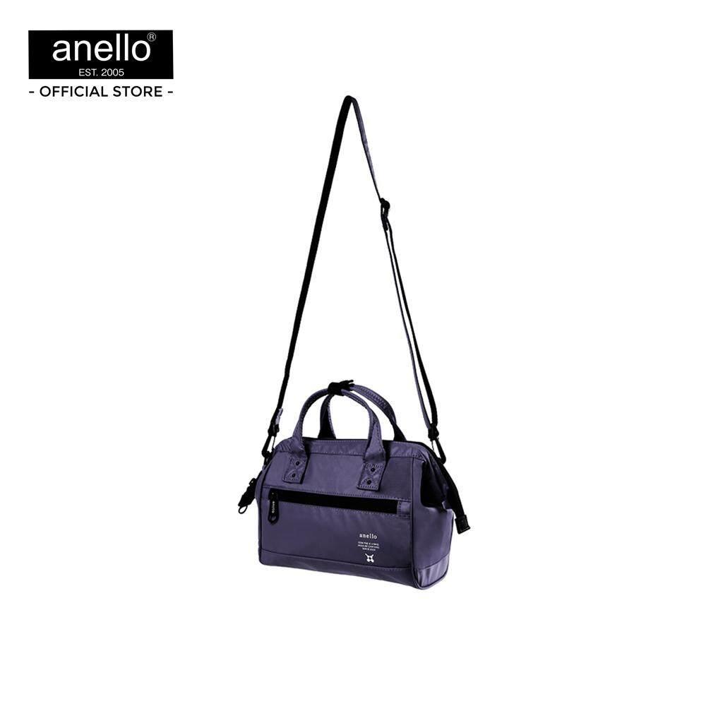ทำบัตรเครดิตออนไลน์  บุรีรัมย์ กระเป๋าสะพายไหล่ anello MINI W-Proof Shoulder bag_OS-N018