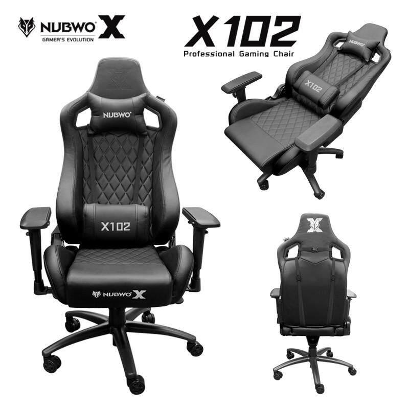 NUBWO X102 เก้าอี้เกมมิ่ง Gaming Chair