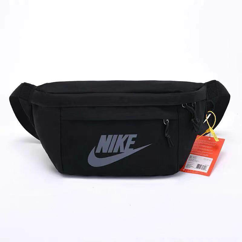 กระเป๋าเป้ นักเรียน ผู้หญิง วัยรุ่น อุบลราชธานี NIKE man and women  bag กระเป๋าแฟชั่น Waist Bag