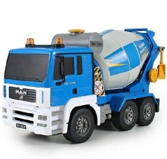 Babybear Cement Mixer Truck Double Eagle รถโม่ปูนบังคับวิทยุ 6 CH สเกล 1:20