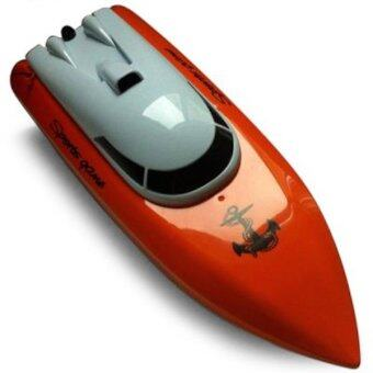 Babybearonline เรือบังคับวิทยุไฟฟ้า SPEED BOAT Heyuan 802- สีส้ม