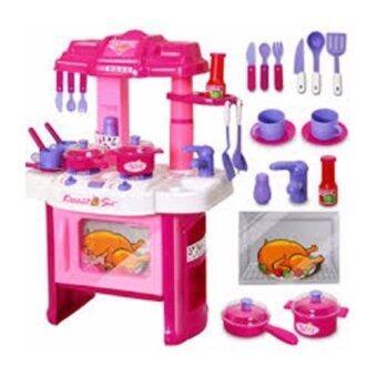 BaByBlue toy ของเล่นชุดครัวเตาอบ