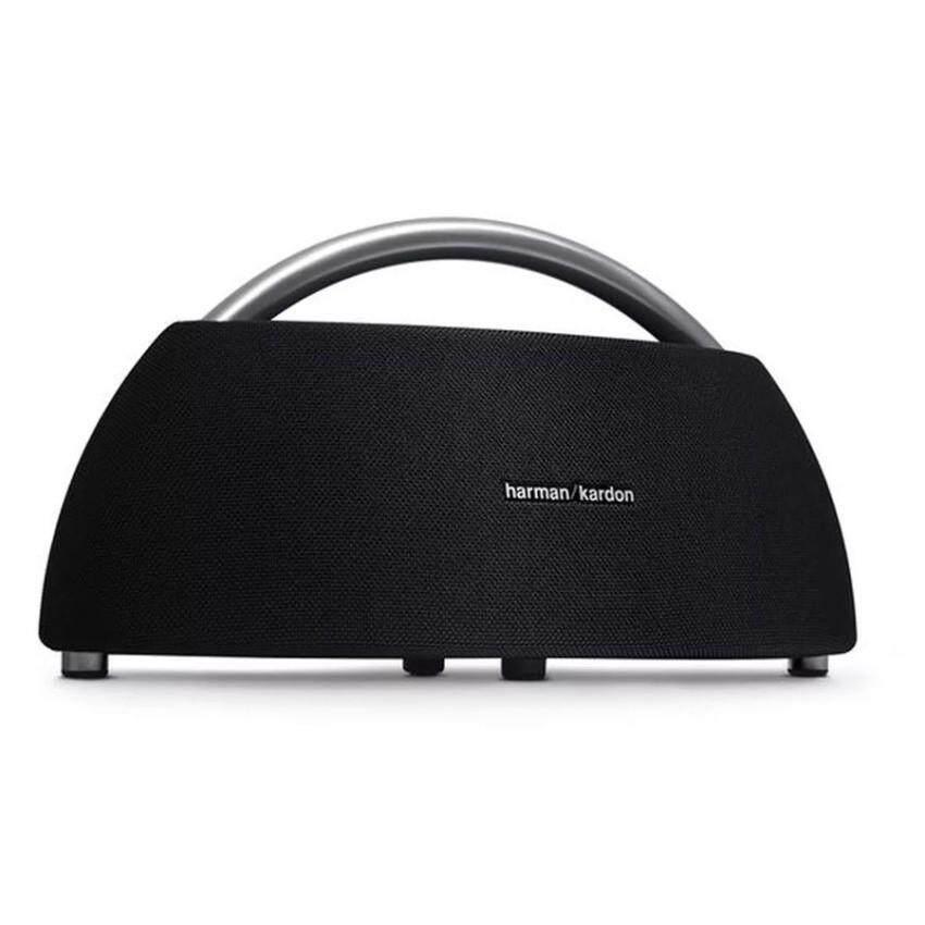 ยี่ห้อนี้ดีไหม  สตูล Harman Kardon Go + play mini Black ฟรี X-mini We BT Speaker +AUX SleevedCable รวมมูลค่า 1290 บาท