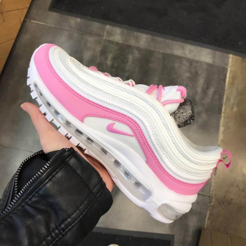 สอนใช้งาน  ตาก รองเท้าผ้าใบNike Air Maxของแท้??สวยมากงานหายากนะคะ