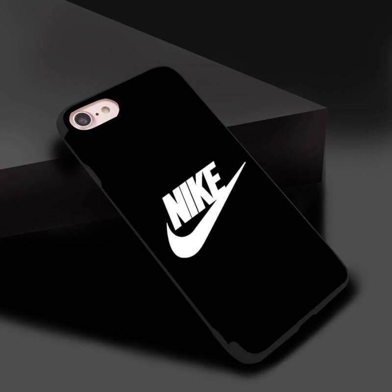 oppo a37/a3s/a59/a83/f7/f9 ยุโรปและอเมริกาแบรนด์เทรนด์ ไทด์ยี่ห้อ nike เคสโทรศัพท์มือถือ