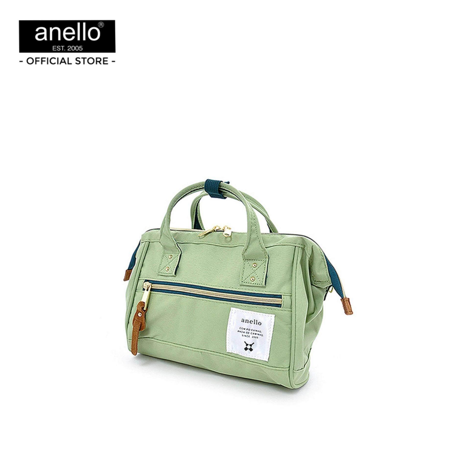 ยี่ห้อนี้ดีไหม  นราธิวาส anello กระเป๋า Mini 2Way Shoulder Bag_AT-H0851