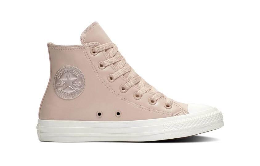 ยี่ห้อนี้ดีไหม  ชลบุรี Converse รองเท้าผ้าใบ รองเท้าแฟชั่น รองเท้าผู้หญิง Women Chuck All Star HI 564398CU9BE (2290)