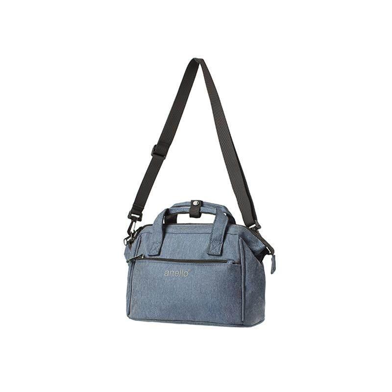 สินเชื่อบุคคลซิตี้  สมุทรปราการ กระเป๋าสะพาย Anello Koten Denim Small Shoulder bag OS-N029