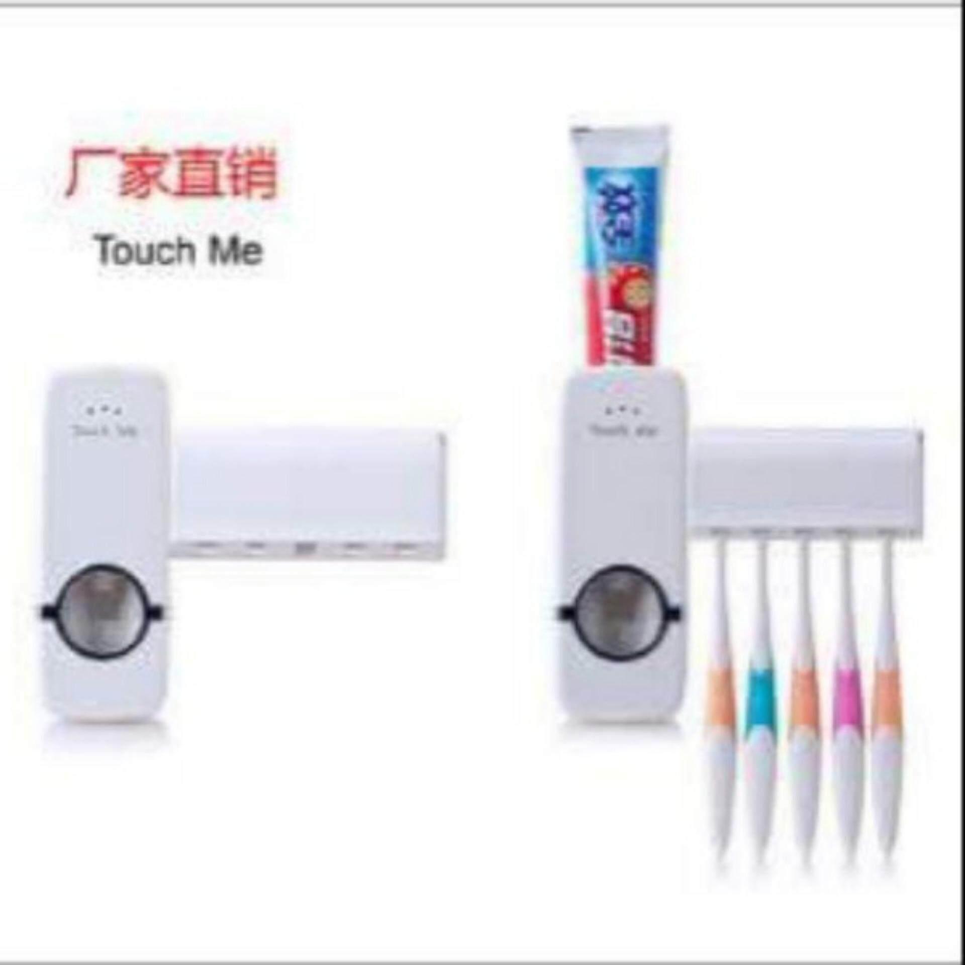 ลดสุดๆ ที่บีบยาสีฟันอัตโนมัติ ส่งฟรี Kerry ที่แขวนยาสีฟัน Toothpaste Dispenser