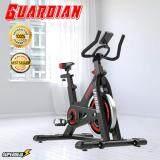 การดูแลรักษา เครื่องออกกำลังกายจักรยาน Spin Bike รุ่น GUARDIAN จักรยานฟิตเนส มาตรฐาน USA ประกันศูนย์ 1ปี