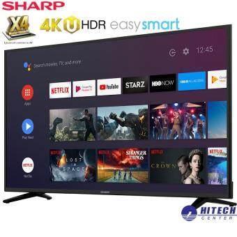 SHARP Smart TV 4K UHD 60 นิ้ว รุ่น 4TC60AH8X