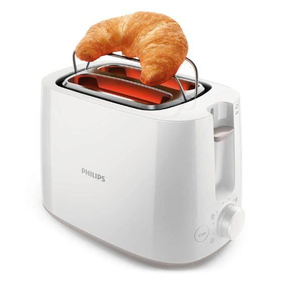 พังงา Philips Toaster เครื่องปิ้งขนมปัง เตาปิ้งขนมปัง เครื่องทำแซนด์วิช เครื่องทำขนมปัง เตาปิ้ง ที่ปิ้งขนมปัง ที่ปิ้ง ที่ปิ้งขนม เครื่องปิ้งไฟฟ้า เครื่องทำแซนวิช ขนมปังทาเนย ทาเนยก่อนปิ้ง เครื่องใช้ไฟฟ้าในครัว Sandwich Makers