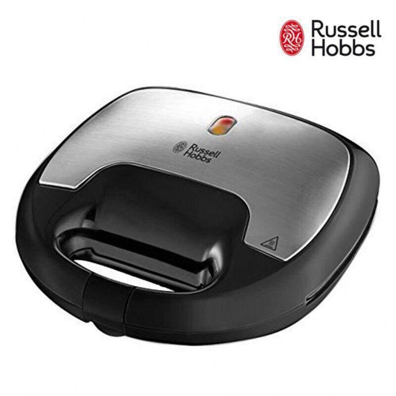 ยี่ห้อไหนดี  แม่ฮ่องสอน SALE!! RUSSELL HOBBS เครื่องอบ 3-in-1 แซนวิช/ วาฟเฟิล/ ปิ้งย่าง รุ่น 22570-56 แบรนด์ของแท้ 100% ใช้ดี คงทน คุ้มค่า Toaster ขนมปังปิ้ง