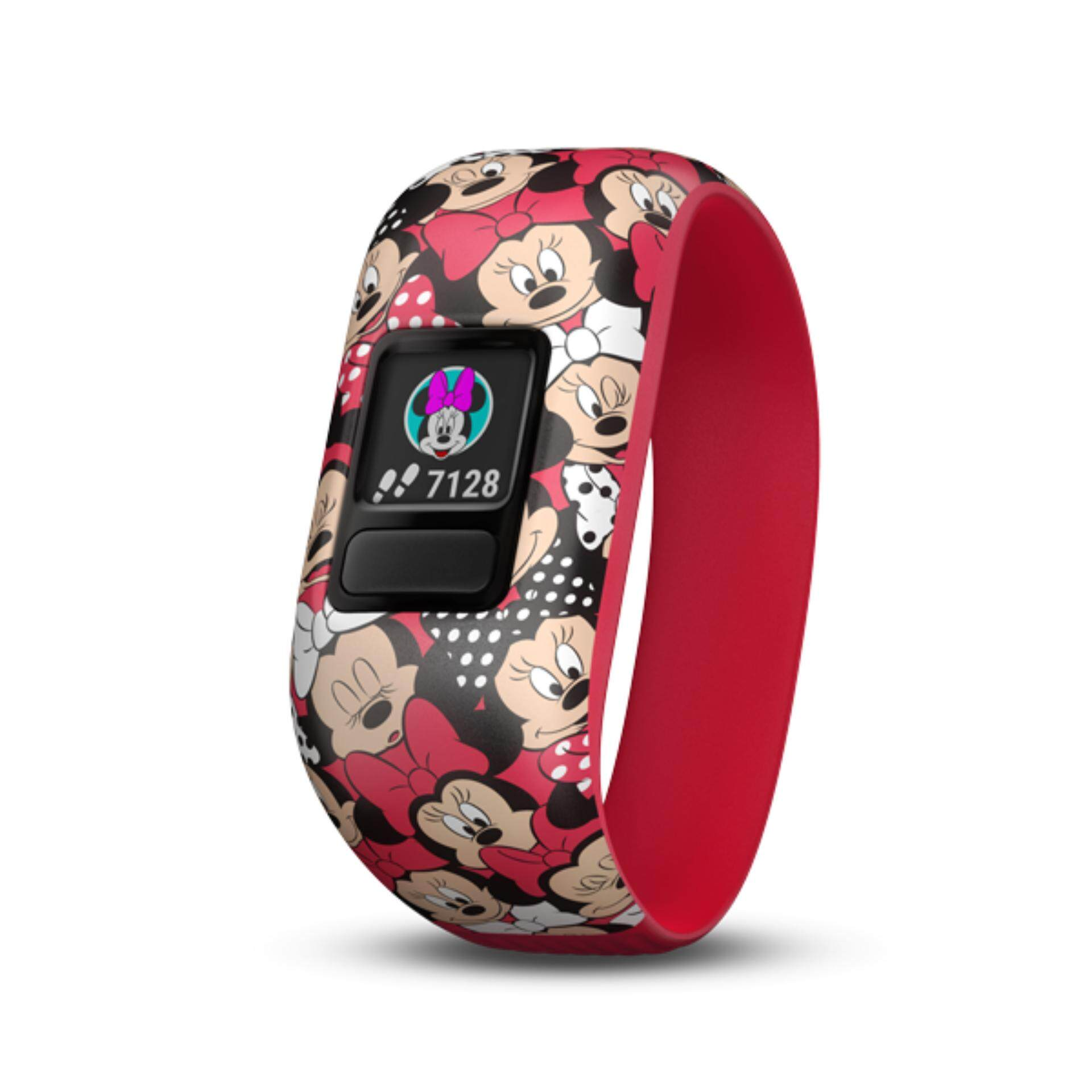 มุกดาหาร Garmin Vivofit JR. 2 (Stretchy  Minnie Mouse) (010-01909-50)