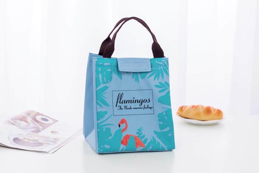 มุกดาหาร Platinum Fashion Mall พร้อมส่ง!! กระเป๋าถุงผ้าฉนวนกันความร้อน กระเป๋าถือ ถุงผ้าสุดฮิด สวยๆ เนื้อดี คุณภาพดี!!! BWD
