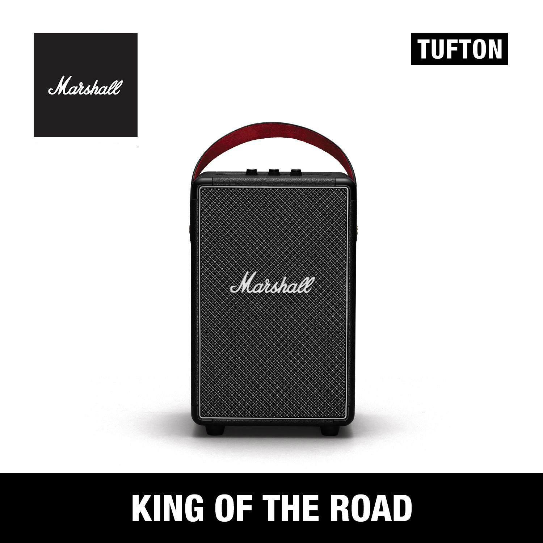 สอนใช้งาน  ลพบุรี [New Arrival] Marshall Tufton Bluetooth speaker - ลำโพงบลูทูธ Marshall Tufton
