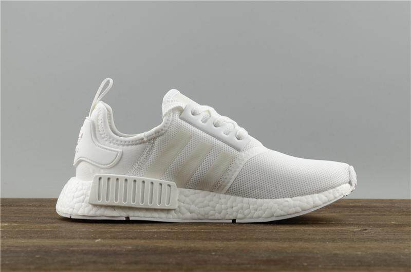 online store ceb3c 739ff Adidas_NMD_Runner_PK OG Breathable New Arrival Men's Running Shoes Unisex  Sports Sneakers BA7245 36-45 white Good quality