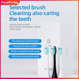 แปรงสีฟันไฟฟ้า ทำความสะอาดทุกซี่ฟันอย่างหมดจด กาฬสินธุ์ FindPretty หัวแปรงสีฟันไฟฟ้า รุ่น Apiyoo P7 แพค 3 หัวแปรง ของแท้ Electric Toothbrush Replacement Brush Heads