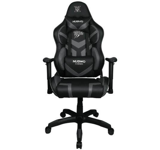 ยี่ห้อไหนดี  เก้าอี้คอมพิวเตอร์ Nubwo X105 Black/Grey Professional Gaming Chair  Nubwo X Gamer Evolution