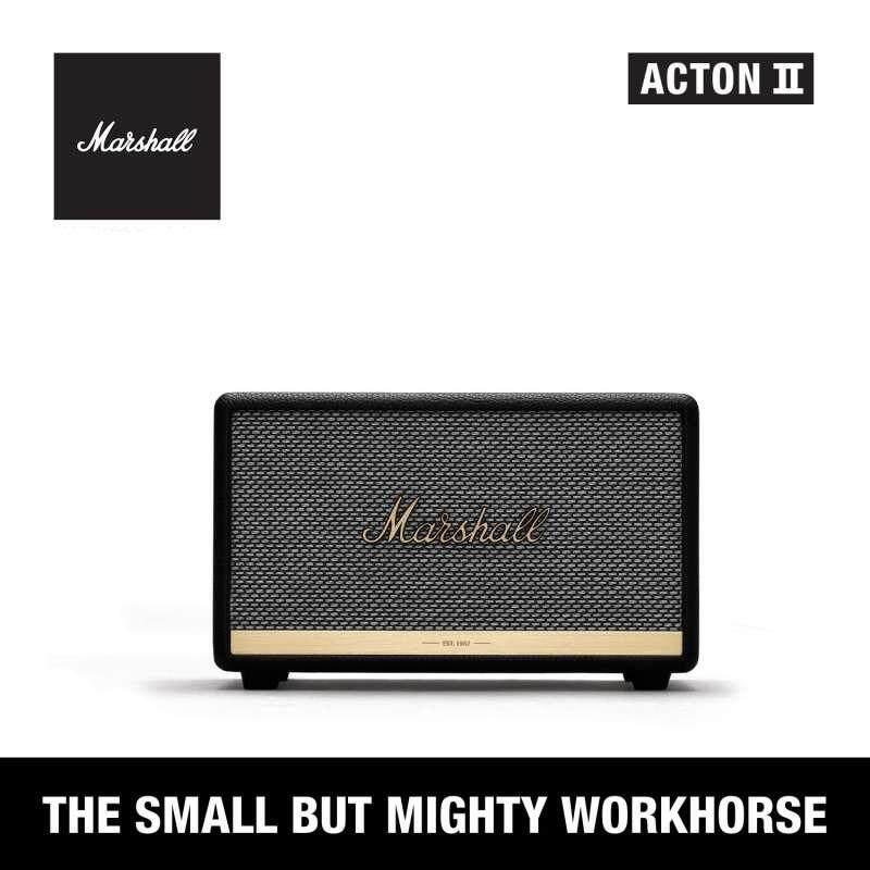 ราชบุรี Marshall Acton II bluetooth speaker - ลำโพงบลูทูธ Marshall Acton II