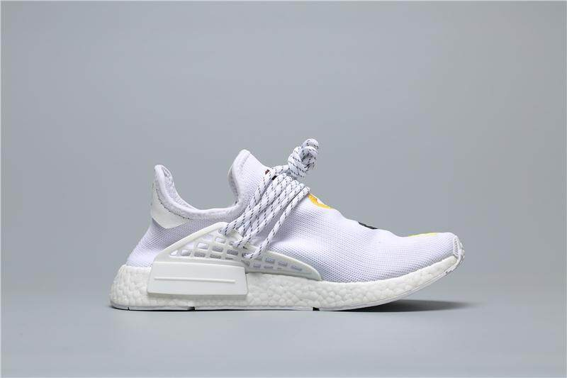 new style 23885 eb12f Adidas_PW Human Race NMD Fei Dong Joint name Men's Running Shoes Casual  Shoes Women's Sneakers White 36-45