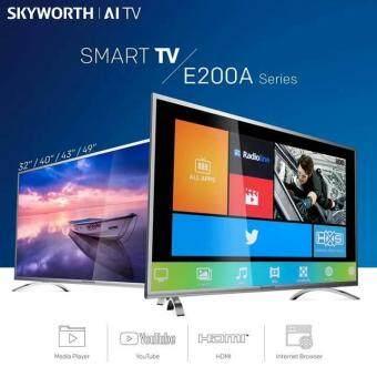TV SKYWORTH Smart LED Android TV 49 นิ้ว รุ่น 49E200A