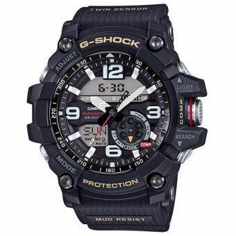 Casio G-Shock รุ่น GG-1000-1ADR - สีดำ