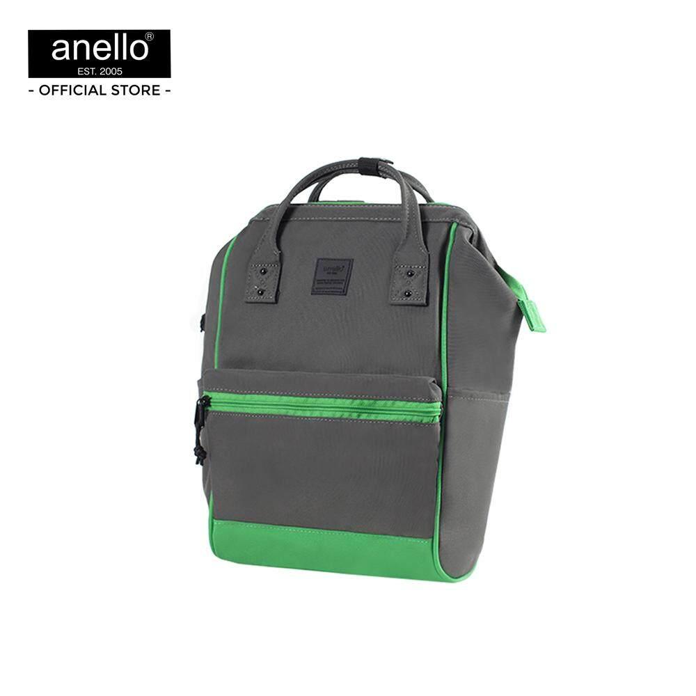 ประจวบคีรีขันธ์ anello กระเป๋า กระเป๋าเป้ SMALL  Multi color Classic Backpack OS-N046