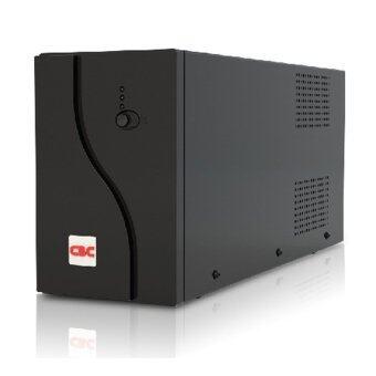 CBC เครื่องสำรองไฟ UPS 1000VA / 600 Watt รุ่น UR-1000 (สีดำ)