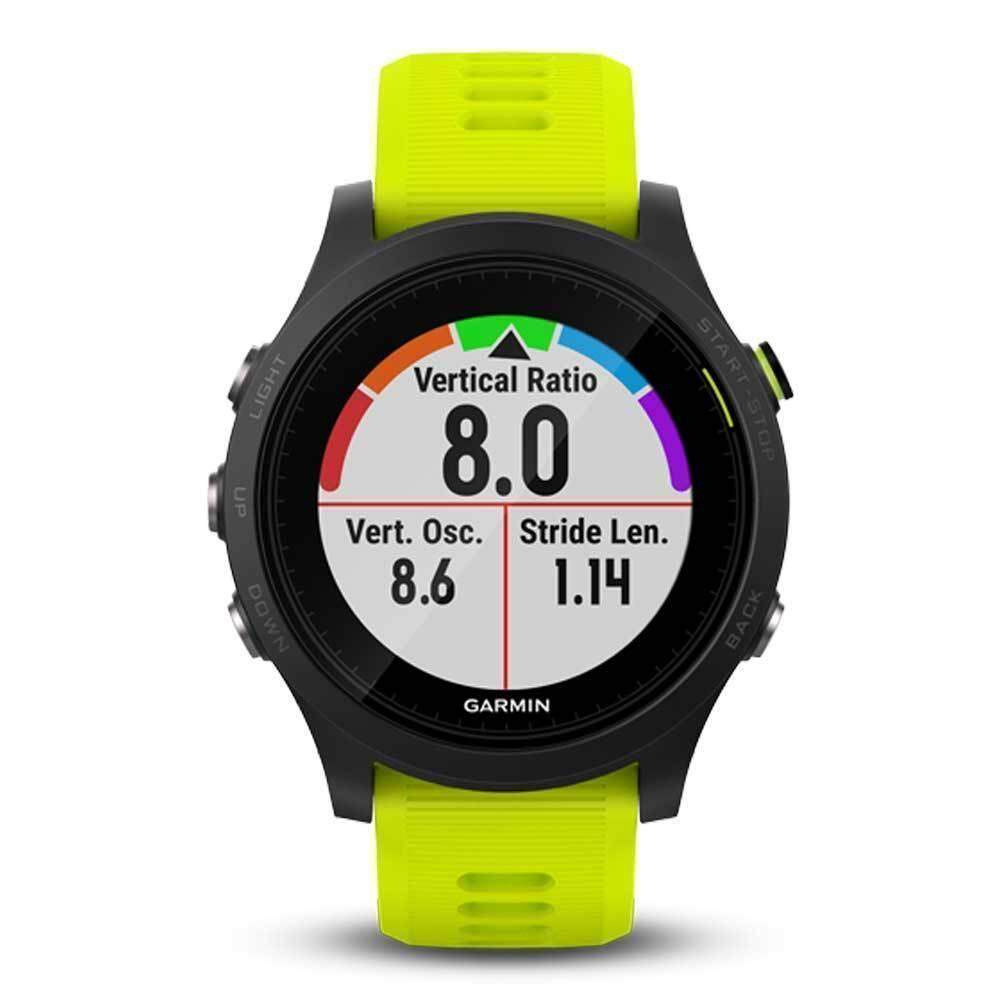 นครนายก Garmin Forerunner 935 GM-010-01746-17 Smart Digital Green Silicone Unisex Smartwatch
