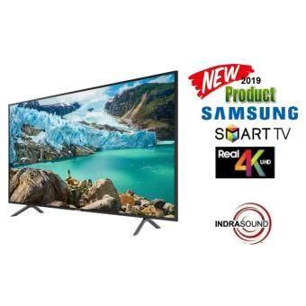 SAMSUNG UHD TV 4K Flat รุ่น UA43RU7100K Series 7 43'' นิ้วSmart TV สามารถใช้งานร่วมกับ Apple ได้ ด้วย app AirPlay 2