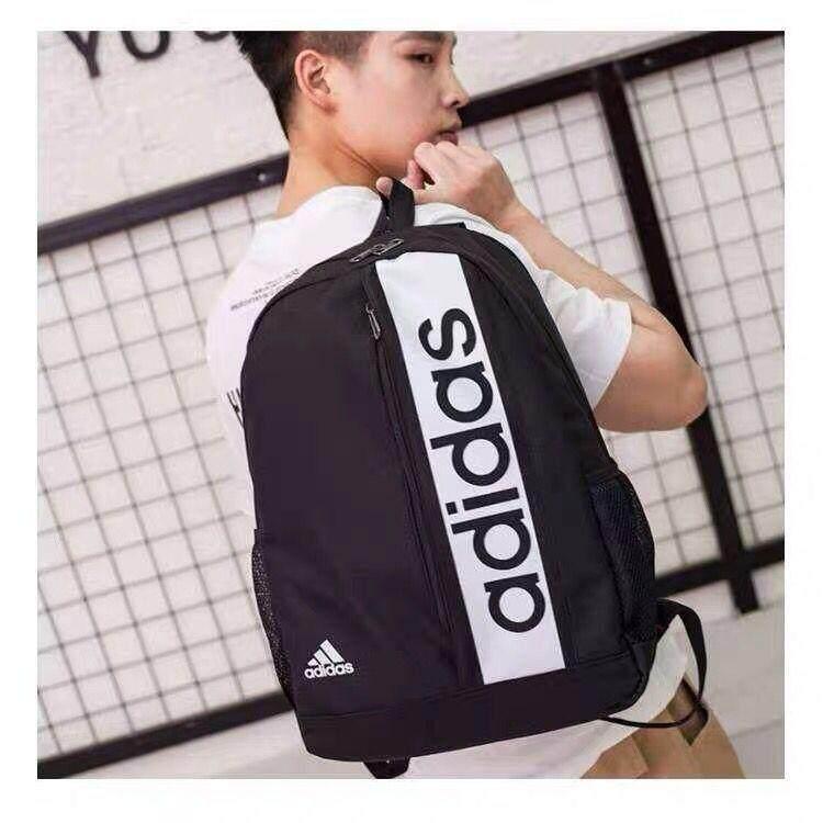 กระเป๋าถือ นักเรียน ผู้หญิง วัยรุ่น เชียงราย Adidas กระเป๋าเป้แฟชั่น Fashion Unisex travel Backpack