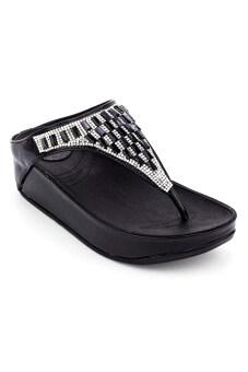 Classy รองเท้าแตะลำลอง รุ่น CH7703-128 - Black