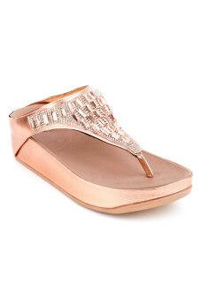 Classy รองเท้าแตะลำลอง รุ่น CH7703-128 - Pink
