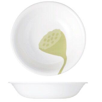 Corelle ถ้วยขนมหวาน ขนาด13.5 ซม.2 ชิ้น C-03-410BI-2 (สีเขียว)