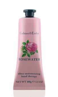 CrabtreeEvelyn Rosewater Ultra-Moisturising Hand Therapy (100 g)