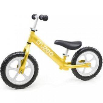 cruzee จักรยานสำหรับเด็ก รุ่น OVO สีทอง