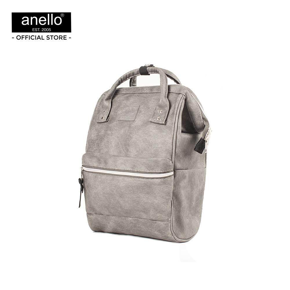 บัตรเครดิต ธนชาต  สมุทรสงคราม กระเป๋าเป้ Anello Retro Mini Backpack  AT-B1212