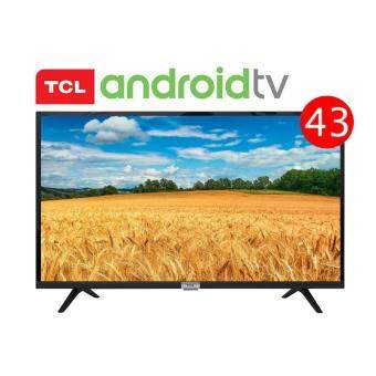 Review TCL ANDROID TV FULL HD 43 นิ้ว รุ่น 43S6500
