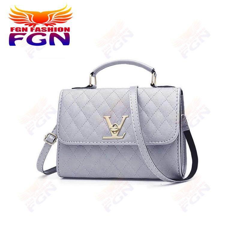 พังงา FGN กระเป๋า กระเป๋าสะพายข้างสำหรับหญิง รุ่น:FGN 073 มีสีให้เลือก6สี