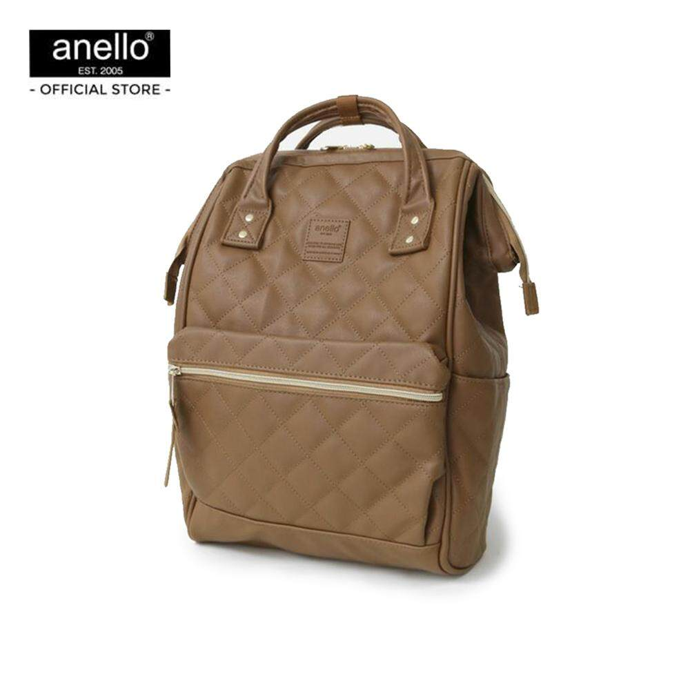 การใช้งาน  ยะลา anello กระเป๋าเป้ Regular Classic Rucksack PU_AH-B3001