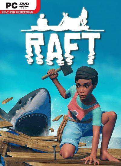 แผ่นเกม Raft