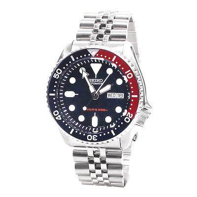 สอนใช้งาน  ชลบุรี Seiko 5 นาฬิกาข้อมือ Sports Automatic DIVER 200 M Mens Watch รุ่น SKX009K2 (หน้าปัดน้ำเงินเข้ม)