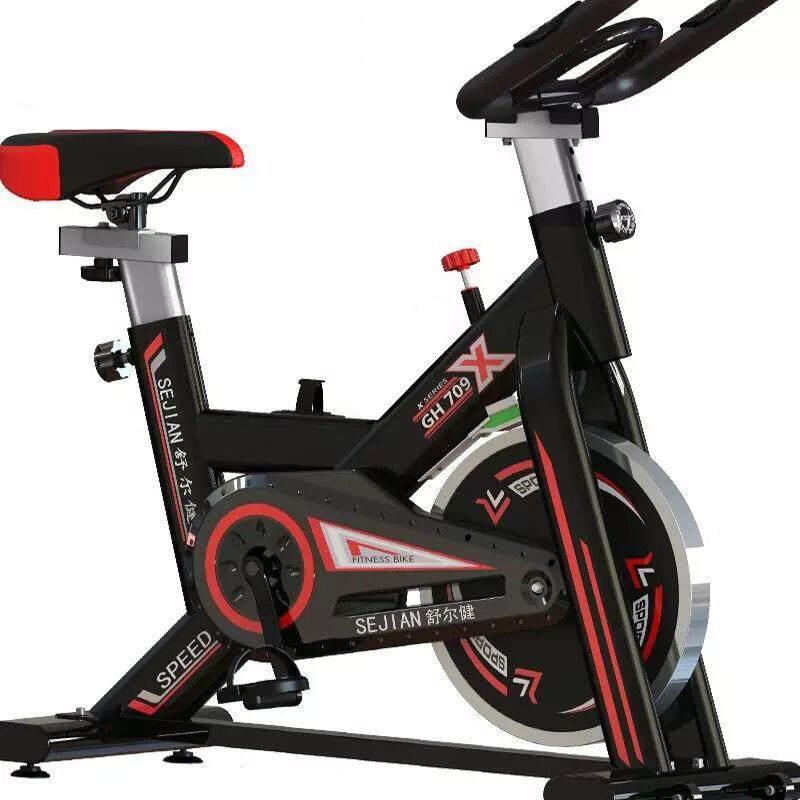 สอนใช้งาน จักรยานฟิตเนส Exercise Bike Spin Bike Commercial Grade Speed Bike จักรยานออกกำลังกาย จักรยานบริหาร