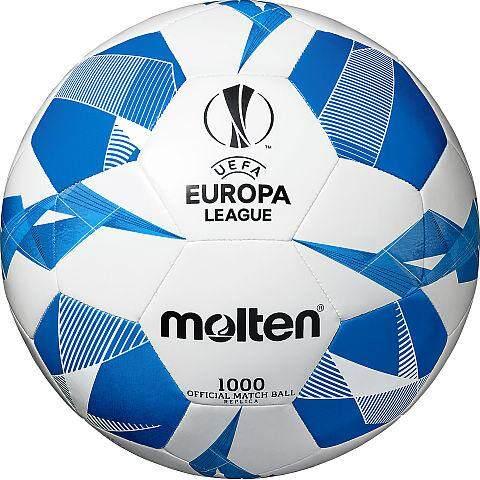 สิงห์บุรี Molten ฟุตบอลหนังเย็บ มอลเทน Football MST TPU pk F5U1000-G9B(460)