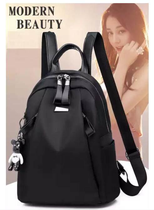 กระเป๋าสะพายพาดลำตัว นักเรียน ผู้หญิง วัยรุ่น ปัตตานี Ifashion  กระเป๋าเป้สะพายหลัง Anti   Theft เช็ดทำความสะอาดง่าย กันน้ำวัยรุ่นกระเป๋าเป้สะพายหลังกระเป๋าเดินทางแคชวล กระเป๋าผู้หญิง BY 02
