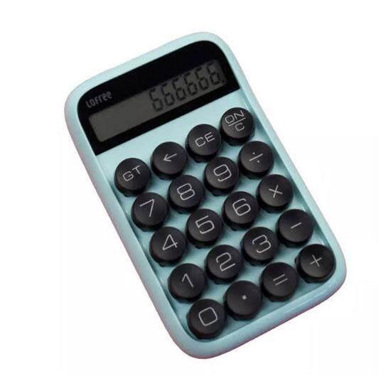 ยี่ห้อนี้ดีไหม  Xiaomi LOFREE Digit Calculator - เครื่องคิดเลข LOFREE