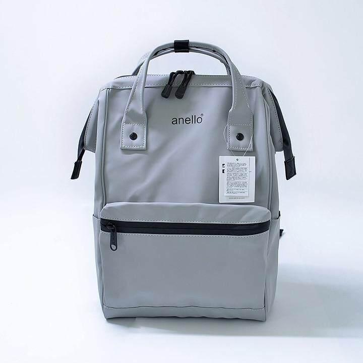 บัตรเครดิตซิตี้แบงก์ รีวอร์ด  จันทบุรี Anello Mat Rubber large backpack ขนาด classic รุ่นนี้กันน้ำ ของแท้